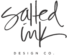 Salted Ink Design Co.