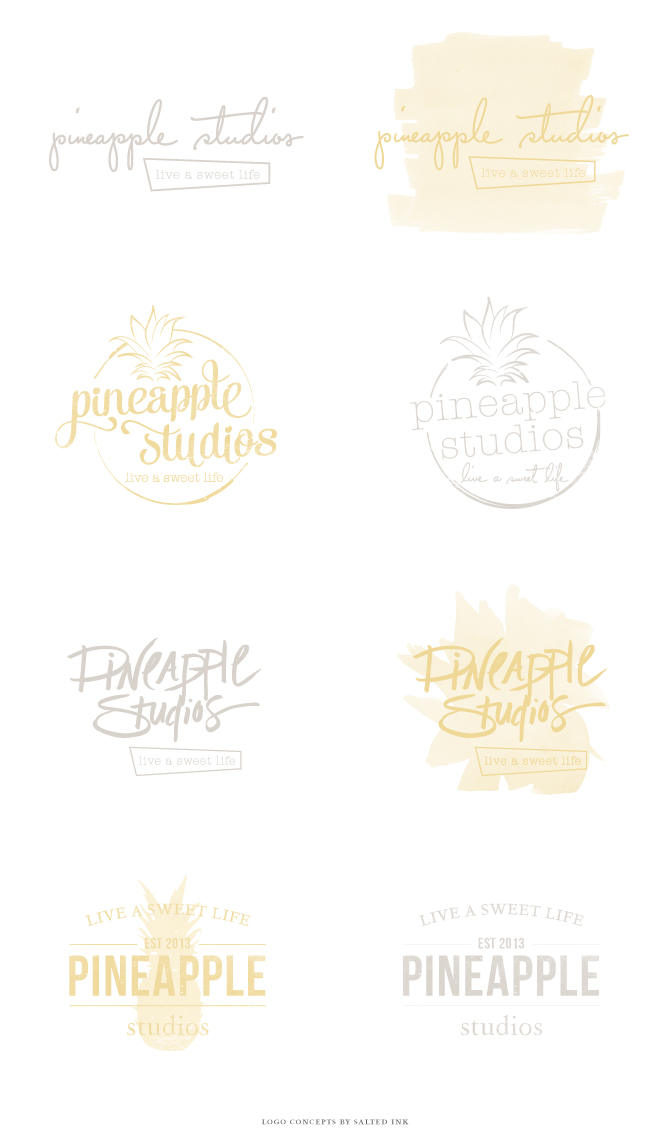 PineappleStudiosLogoConcepts