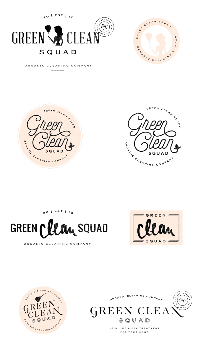 Green-Clean-Squad-Organic-Cleaning-Co.-BrandConcepts