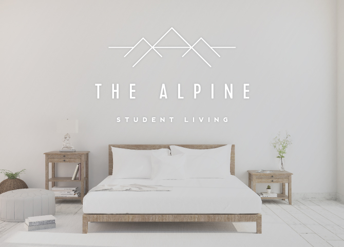 The Alpine Is A Luxury Student Housing Project In Allendale, Michigan And I  Had So Much Fun Working With The Zimmer Development Company On Their New  Brand ...